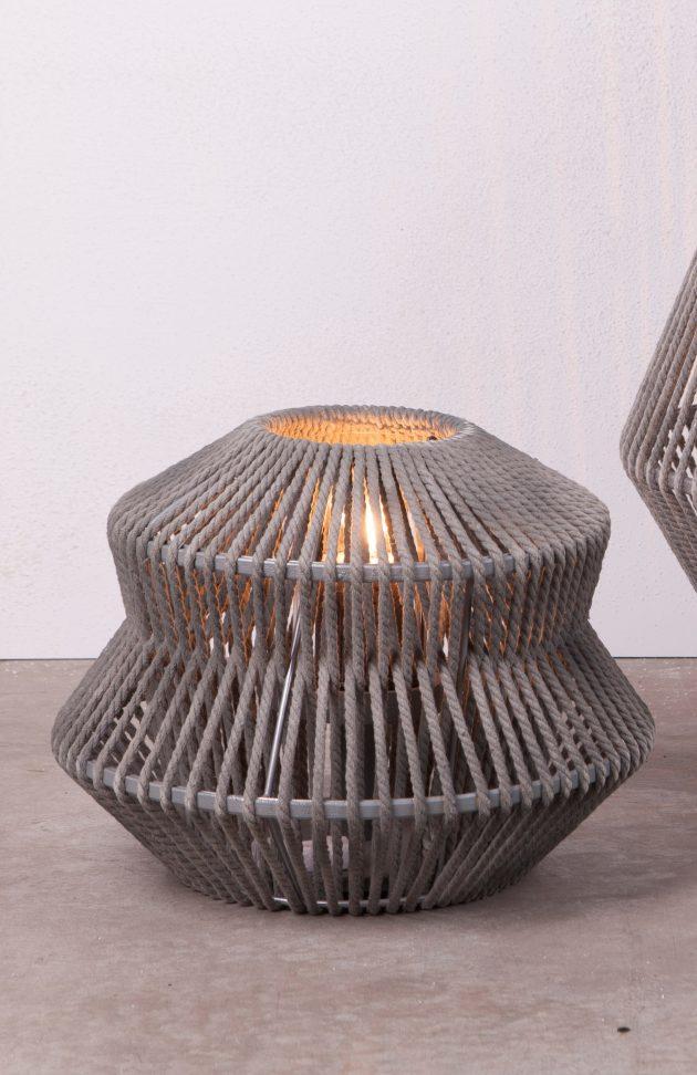 La lanterne 'Vivid' - 28 cm
