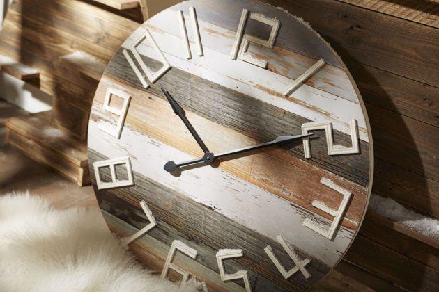 L'horloge 'Atas'