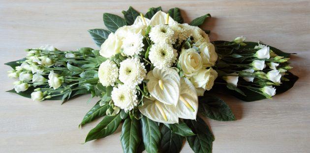 Livraison de fleurs - Fleurs de deuil Octave 0