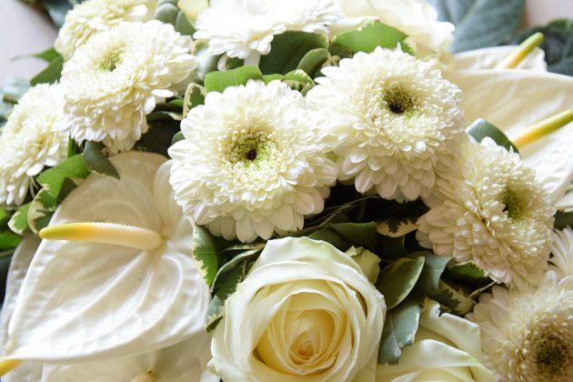 Livraison de fleurs - Fleurs de deuil Octave 01