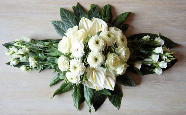 Livraison de fleurs - Fleurs de deuil Octave 02