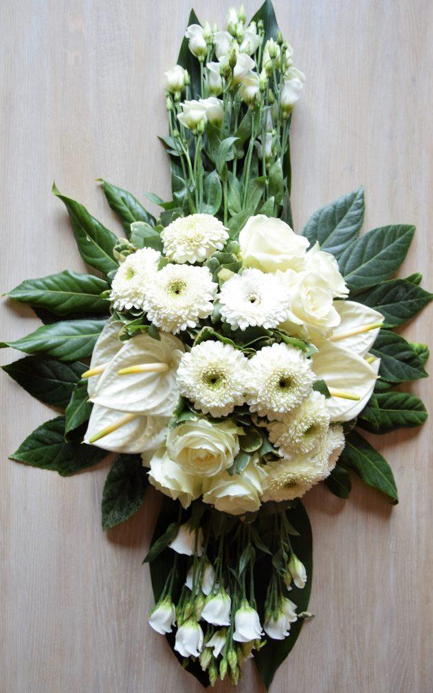 Livraison de fleurs - Fleurs de deuil Octave 03