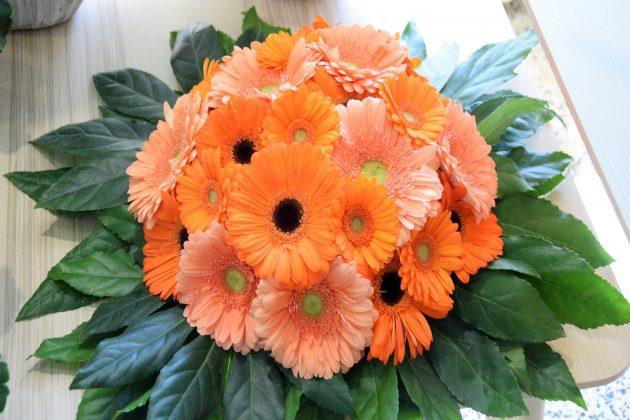 Livraison de fleurs - Bouquet Theodore 1