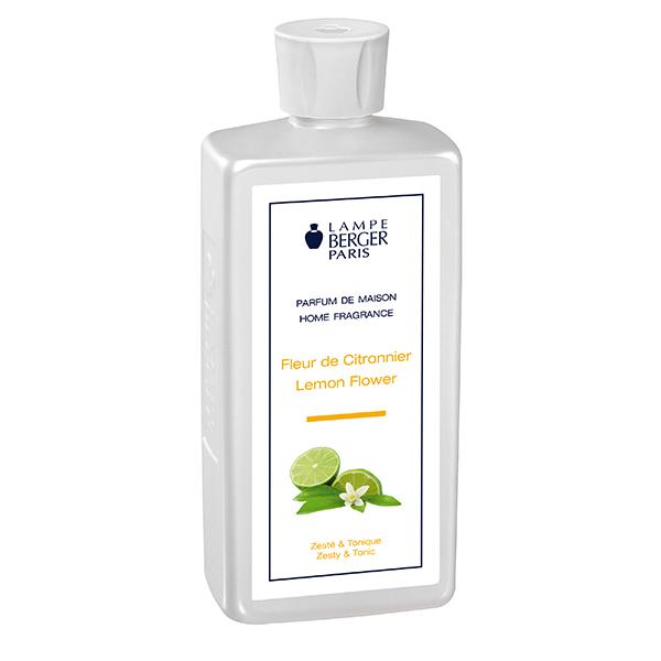 Lampe Berger - Parfum Fleur de citronnier