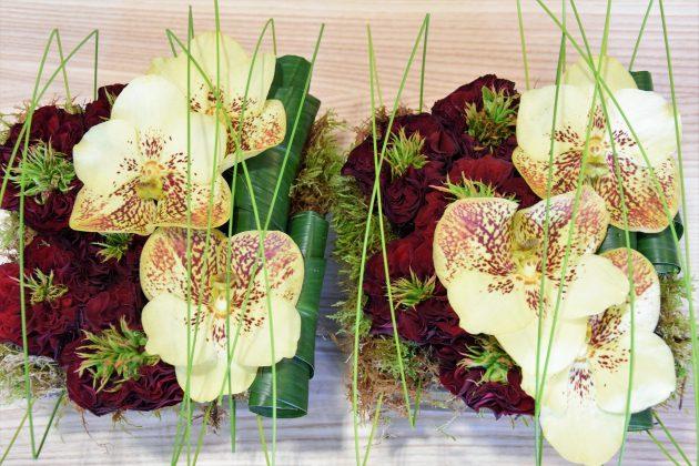 Livraison de fleurs - Bouquet Le duo 3