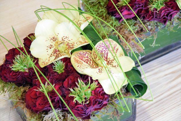 Livraison de fleurs - Bouquet Le duo 5
