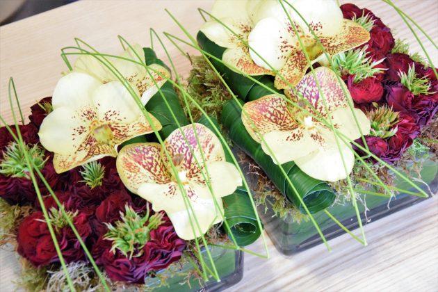Livraison de fleurs - Bouquet Le duo