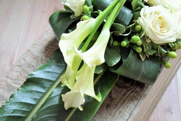 Livraison de fleurs - Fleur de deuil Ulysse 3