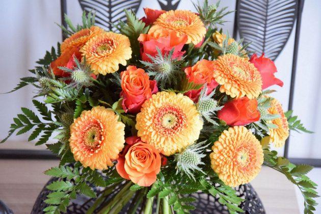 Livraison de fleurs - Bouquet GIULIETTA 1