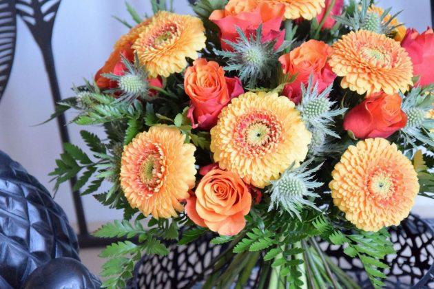 Livraison de fleurs - Bouquet GIULIETTA