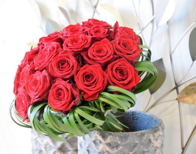 Livraison de fleurs - Bouquet Léonie